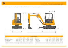jcb mini excavator 8025lc 8025 8030 8035 zts jcb pdf