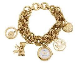 anne klein bracelet gold images Boutique malaysia anne klein charm watch 9586chrm jpg