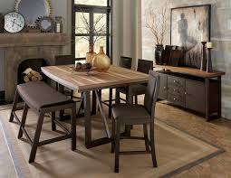 homelegance compson counter height dining room set