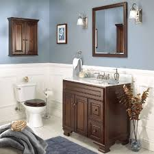 Design Ideas For Foremost Vanity Foremost Hawthorne 36 In Dark Walnut Single Bathroom Vanity With