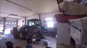 john deere 6820 park brake repair youtube