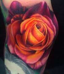 tattoo of a rose 147 best tattoos flowers watercolor images on pinterest