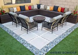 home depot design your own patio furniture home depot patio style challenge reveal desert domicile