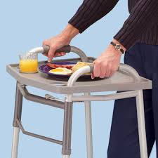 Dinner Tray Tables Walker Tray Walker With Tray Table Health Care Walter Drake