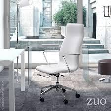 enterprise low back office chair black 205164 zuo mod