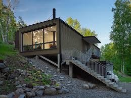 Steep Slope House Design Ideas