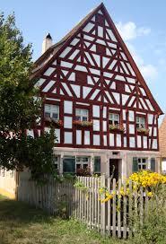 Bad Windsheim Freilandmuseum Miscellanea Unterm Birnbaum