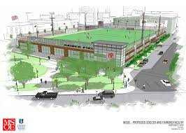 msoe soccer parking facility urban milwaukee msoe soccer parking facility