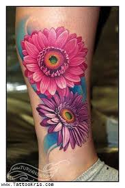 39 best daisy flower butterfly tattoos images on pinterest
