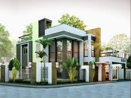 modern duplex house designs elvations plans cad drawing my