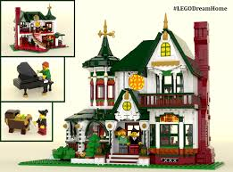 lego ideas the victorian dream home main image