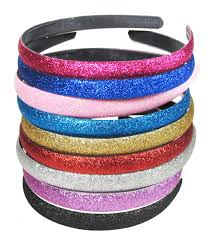 fabric headbands hipgirl girl women grosgrain ribbon wrapped