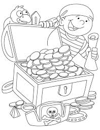 free preschool pirate coloring pages click to see printable
