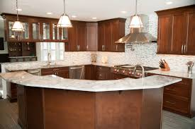 kitchen backsplash material options alternative kitchen backsplash material options design build pros