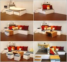 Modular Furniture Bedroom 5 Amazing Space Saving Ideas For Small Bedrooms Modular