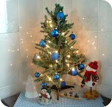 mini christmas tree with lights small christmas trees where to put a tree in a small room best small