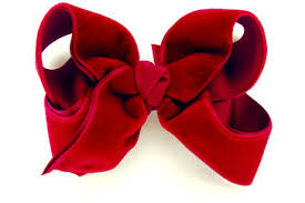 velvet bows velvet hair bow simply bows