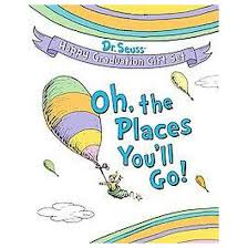 oh the places you ll go graduation gift oh the places you ll go dr seuss happy graduation gift set