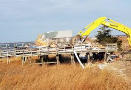 n j demolishes 500th house under flood buyout program down the