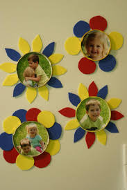 preschool crafts for kids mother u0027s day picture magnets craft