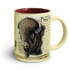 amazon com american expedition wildlife 16 ounce ceramic mug