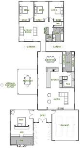 Dogtrot House Floor Plan by Long House Plans Home Designs Ideas Online Zhjan Us