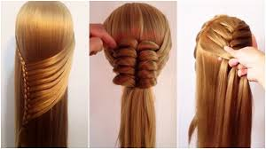 hairstyle and make up 5 easy hairstyles for long hair best