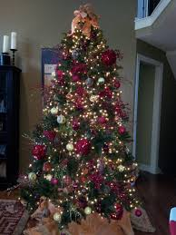 pre lighted led trees tree artificial