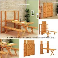 Diy Foldable Picnic Table by 457 Best How To Images On Pinterest Woodwork Diy And Projects