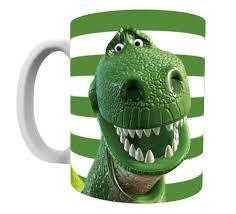 mug disney pixar toy story rex disney marvel star wars