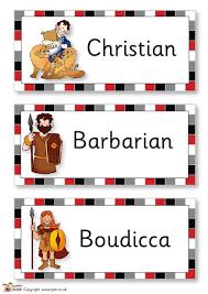 teacher u0027s pet roman gods word mat free classroom display
