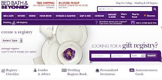 housewarming gifts registry reviews of bed bath and beyond wedding registry