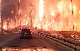 Canadian Wildland Fire Training by Canada Wildfires Continue To Grow Recoil Offgrid