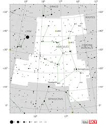 Blank Map Of Saskatchewan by Hercules Constellation Facts Myth Stars Map Location Deep