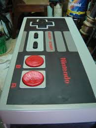 Nintendo Controller Coffee Table Ultra Awesome