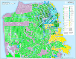 san francisco land use map 25 best san francisco images on cards francisco d
