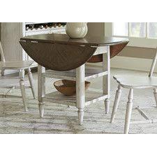 Drop Leaf Table Sets Pottery Barn Shayne Drop Leaf Kitchen Table 499 Vs Wayfair