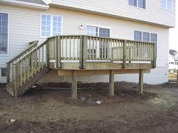 Edmonton Home Decor by Glass Deck Railing Systems Edmonton Deck Railing Systems