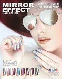 layla mirror effect nail polish 07 metal plum bn 10 hkd80