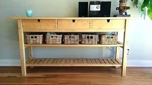 table console pour cuisine table console cuisine table console de drapier en bois et zinc