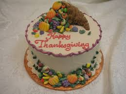 thanksgiving cake decorating holiday cakes