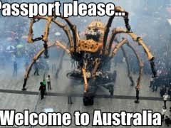 Australia Meme - welcome to australia weknowmemes