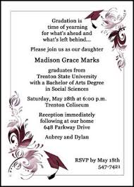 graduation ceremony invitation find lots of free ged commencement ceremony announcement