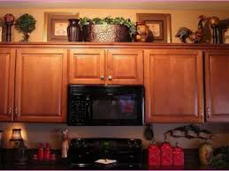 kitchen cabinet decorating ideas 5 charming ideas for above kitchen cabinet decor home above