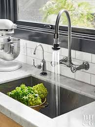 kitchen sinks with faucets kitchen sinks faucets