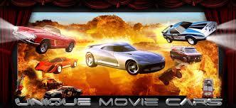 unique movie cars las vegas