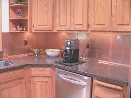 Copper Kitchen Backsplash Backsplash Awesome Kitchen Backsplash Copper Decor Color Ideas