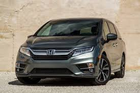 2018 honda odyssey our review cars com