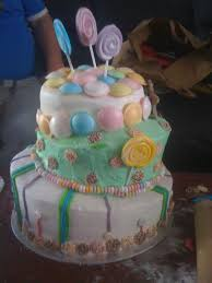 candy themed cake cakecentral com