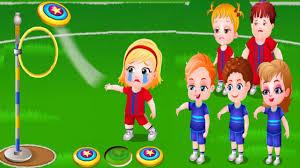 play baby hazel sports day kids games children play baby